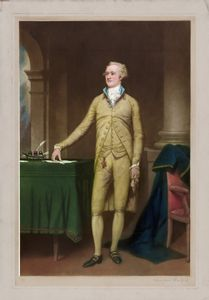 Portrait of Alexander Hamilton 1932