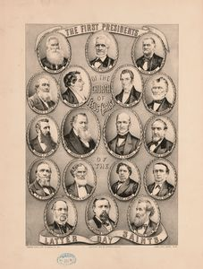 First Presidents of Mormon Church