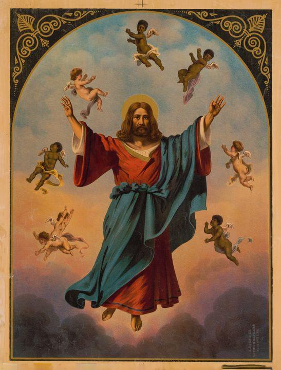 Christ in Majesty (1882) - Yvonne