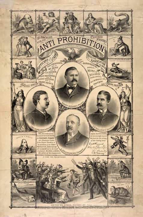 Anti-Prohibition by Kurz & Allison - Yvonne