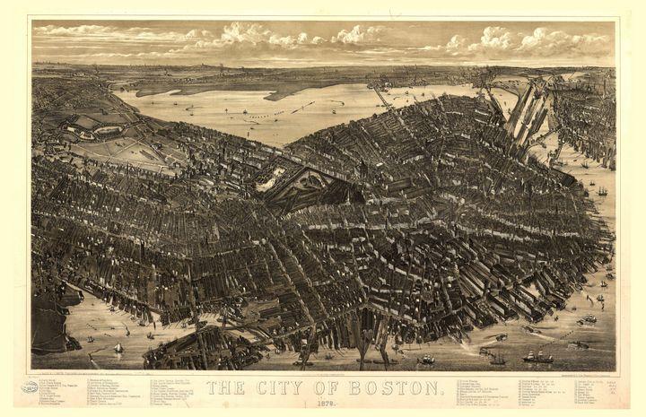 City of Boston Massachusetts (1879) - Yvonne