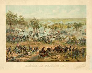 Civil War Battle of Gettysburg