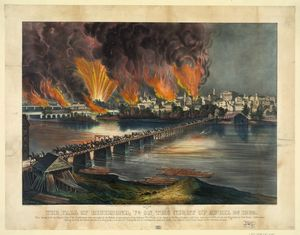 The Fall of Richmond (1865)