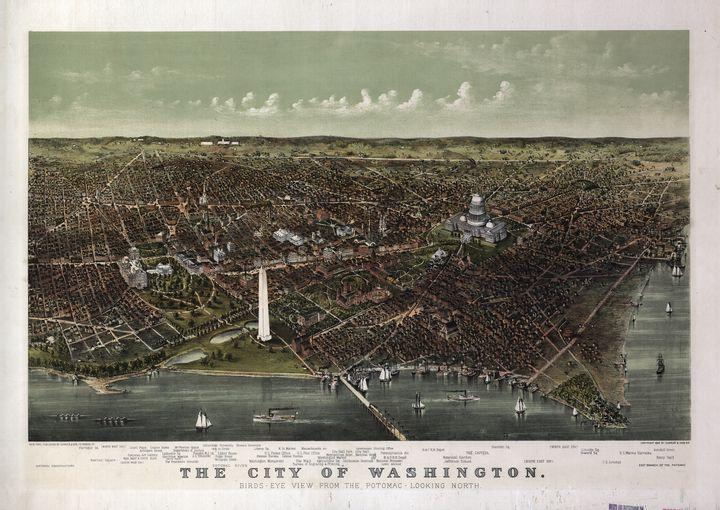 The City of Washington (1892) - Yvonne