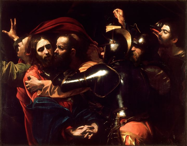 The Taking of Christ by Caravaggio - Yvonne