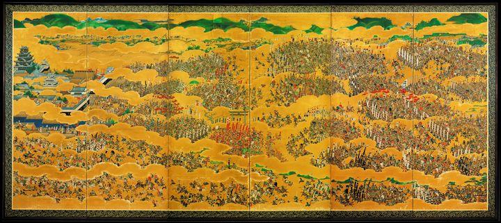 The Summer Battle of Osaka Castle - Yvonne