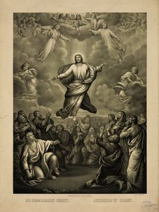 Ascension of Christ (1884)