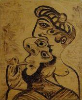 Pyrography Art