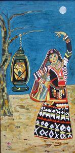 Kalbelia Performer of Rajasthan