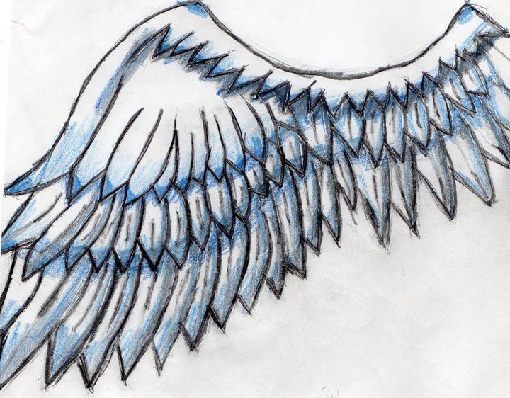 Wings - JazzyGirl Artworks
