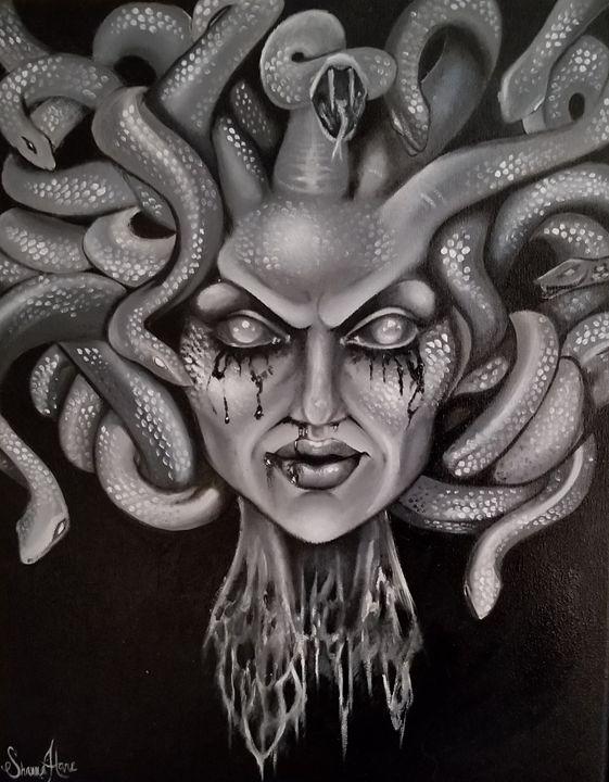 Medusa - Spooki Designs
