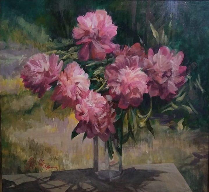 Peonies - Evgeny Fedorishchev
