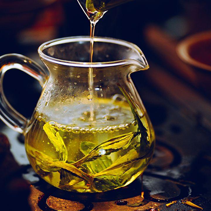 tea in a glass - MorozV