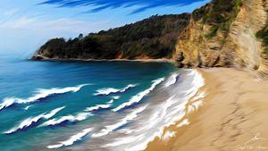 Buvda Beach