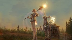 Elemental Unicorn