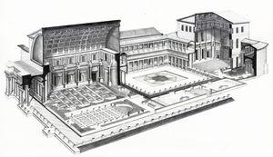 Domitian's Palace