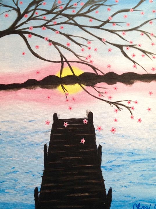 Cherrytree - The Angels Paintings