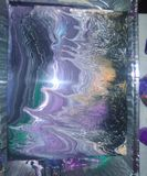 8x10 Original Abstract