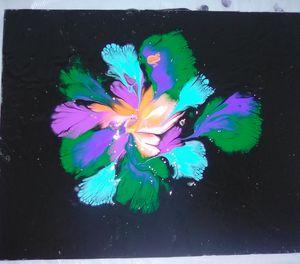 Paint Pour Piece