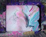 6x8 Original Abstract