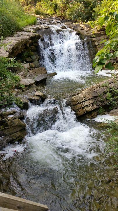 Water Flows - Aaryn Buckholtz