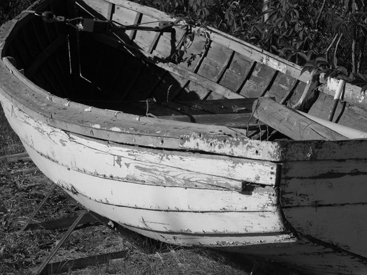 Rowboat - R. A. Thompson Photography