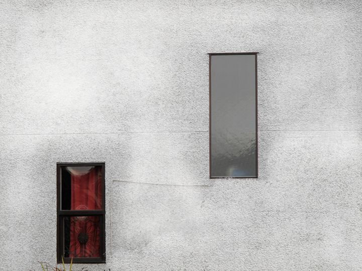 Red Window - R. A. Thompson Photography