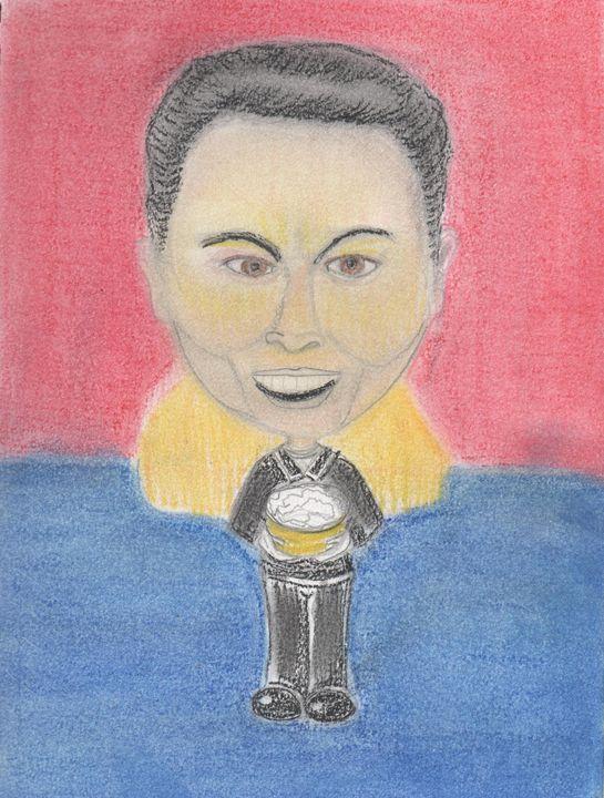 Pol Pot - Pastels