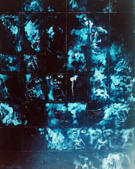 Blue Rooms - David Razma