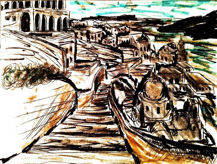 Old Rome - Van Lee