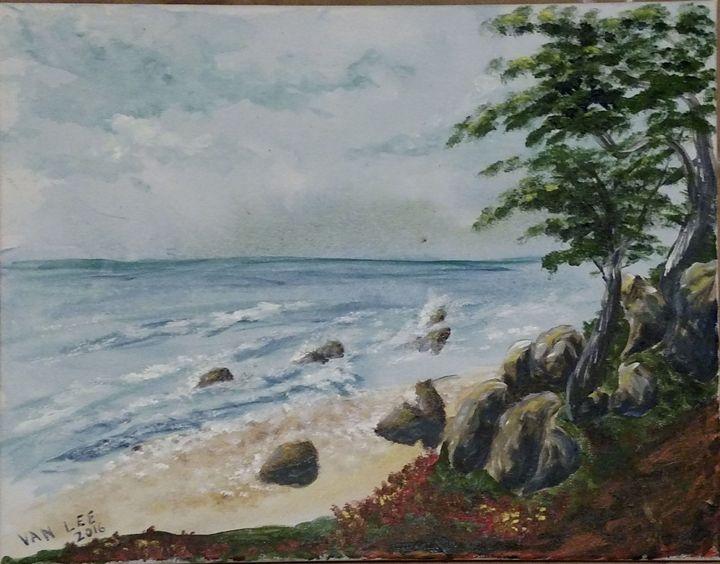 Down by the Sea - Van Lee