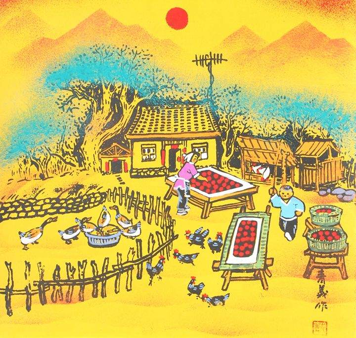 Chinese folk art - Folk Art