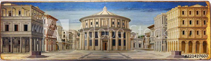 Architecture by Leonardo da Vinci - Duchy renaissance