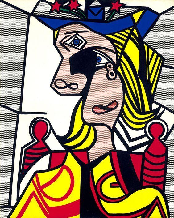 The Masterpiece by Roy Lichtenstein - Duchy renaissance