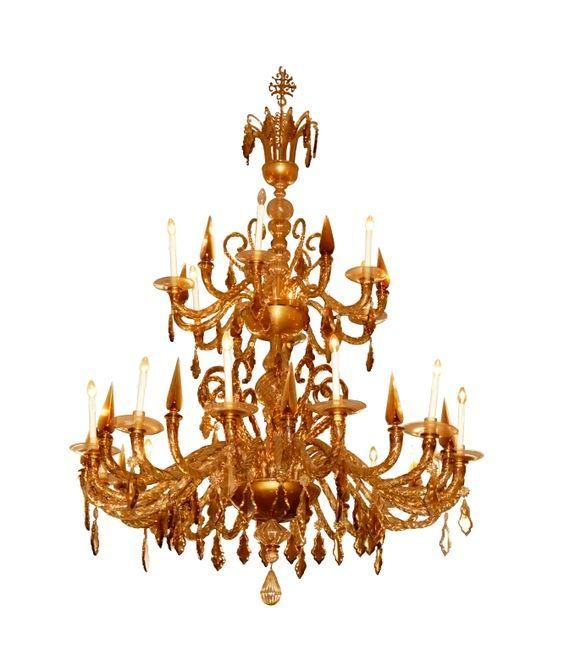 Bronze Chandeliers - Duchy renaissance