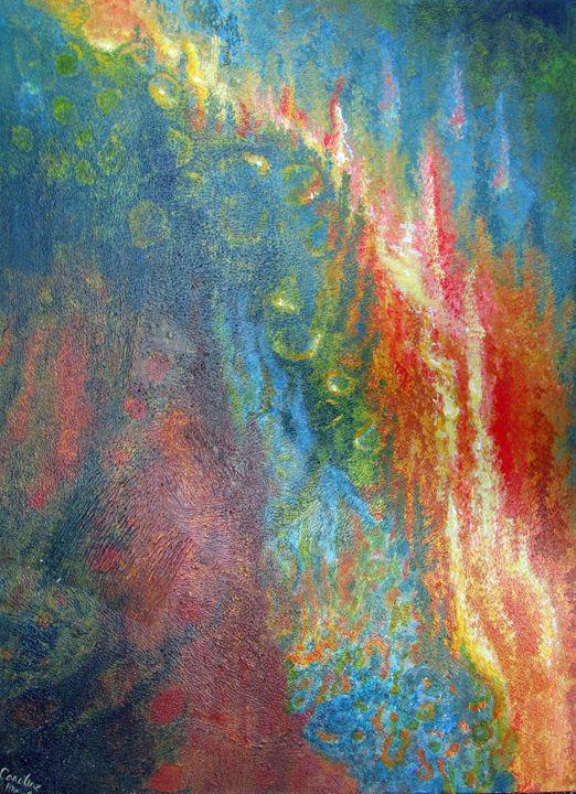 Glowing Embers - Caroline Harnish
