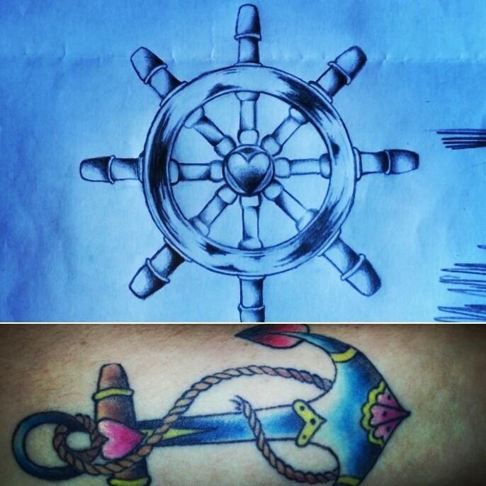 Tattoo Design - Brandis Art Gallery
