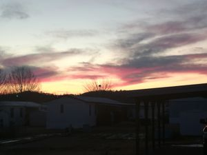 Arkansas sky