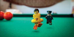 Pool Chase - Wardinger