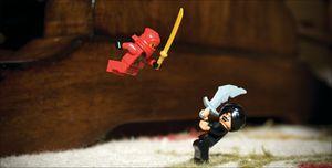 Ninja Battle - Wardinger