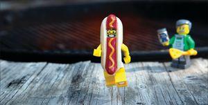 Hot Dawg! - Wardinger