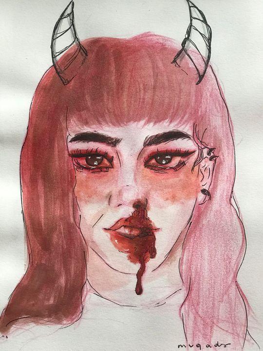 Evil baby - Myu