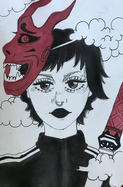 Demon huntress - Myu