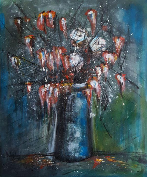 Dark Flowers - dominik jedynak
