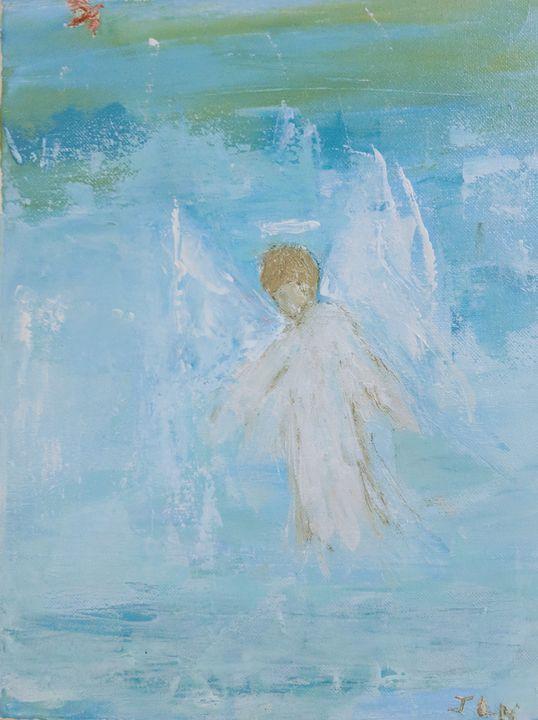 Heavenly Angel Child - Angels Among Us 😇