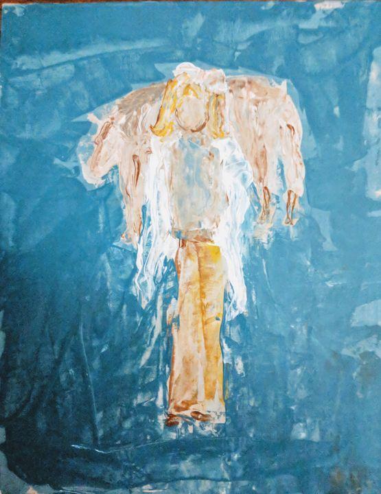 Country Girl Angel - Angels Among Us 😇
