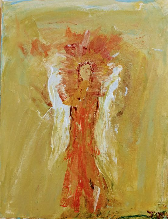 Angel On Fire - Angels Among Us 😇