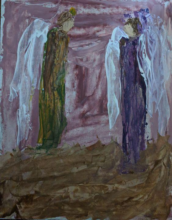 Angels on call - Angels Among Us 😇