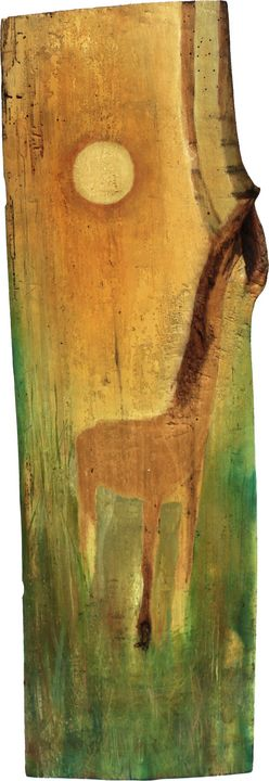 Antelope - Ekaterina Kukhareva