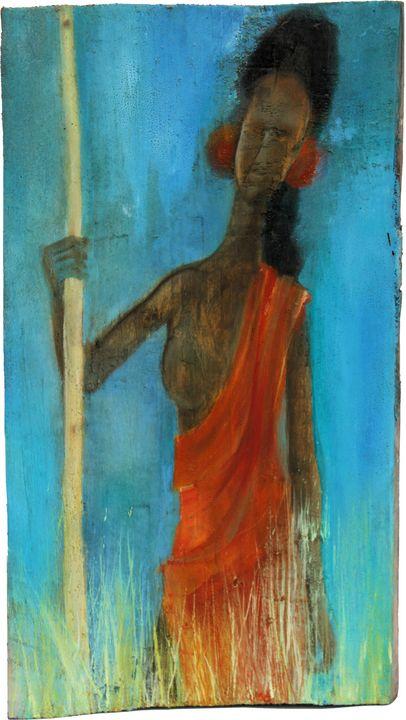 African - Ekaterina Kukhareva